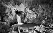 Fine Art Prints Photo Framed Prints - The Legend of Bash Bish Framed Print by Thomas Schoeller