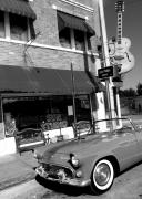 Memphis Photos - The Legendary Sun Studio by Todd Fox