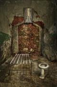 Toilet Prints - The Life of Crime Print by Evelina Kremsdorf