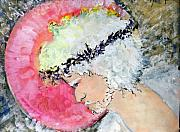Sun Mixed Media Originals - The Light by Mindy Newman