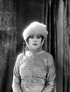 1910s Portrait Prints - The Light, Theda Bara, 1919 Print by Everett