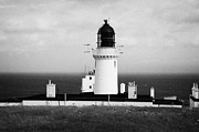 Most Posters - The Lighthouse At Dunnet Head Most Northerly Point Of Mainland Britain Scotland Poster by Joe Fox