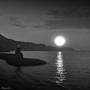Lighthouse Photos - The Lighthouse Ischia Italy by Gianluca Sommella