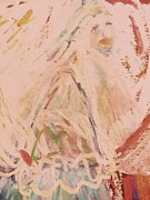 The Lily Who Waits Print by Deborah  Montana