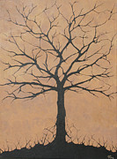 the Lindsey Tree Print by Julia Raddatz