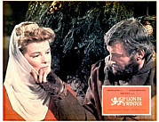 Posth Photos - The Lion In Winter, Katharine Hepburn by Everett
