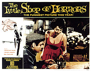 Lobbycard Framed Prints - The Little Shop Of Horrors, Jonathan Framed Print by Everett