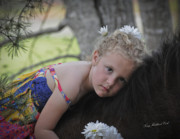 Gypsy Prints - The Littlest Gypsy Print by Terry Kirkland Cook