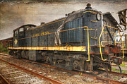 Railroad Stations Prints - The Locomotive Print by Paul Ward