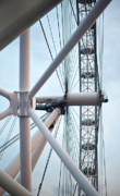 The London Eye Print by Martin Howard