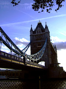 Union Bridge Prints - The London Tower Bridge Print by Stefan Kuhn