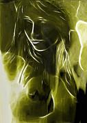 The Look Of Medusa Print by Stefan Kuhn