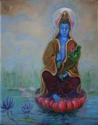 Meditate Originals - The Lotus Seed by Catherine Moore
