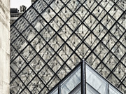 Chuck Kuhn - The Louvre Up Close II