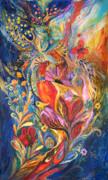 The Love Story II Print by Elena Kotliarker