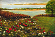 Cape Florida Lighthouse Originals - The Lowlands by Jost Houk