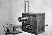 Lumiere Photos - The Lumiere Cinematographe, Invented by Everett