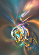 Algorithmic Originals - The lush lust - Fractal art by Sipo Liimatainen
