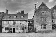 Inn Photos - The Lygon Arms Broadway Worcestershire UK by John Edwards