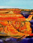 The Magnificent Grand Canyon 2 Print by FS Boric