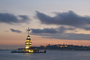 Basilica Photos - The Maidens Tower  by Ayhan Altun