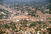 Central African Republic Photos - The Major Market In Bangui Is Called by Michael Fay