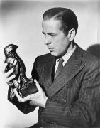 Statue Portrait Art - The Maltese Falcon, 1941 by Granger