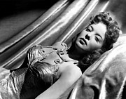 Ruching Prints - The Man I Love, Ida Lupino, 1947 Print by Everett