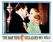 Atcm1 Framed Prints - The Man Who Reclaimed His Head Framed Print by Everett