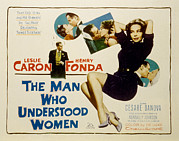 Caron Prints - The Man Who Understood Women, Henry Print by Everett