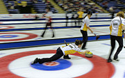 Scotties Photos - The Manitoba Slide by Lawrence Christopher