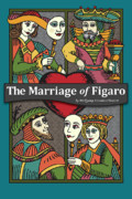Finale Framed Prints - The Marriage of Figaro Framed Print by Joe Barsin