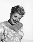 1952 Movies Photo Framed Prints - The Marrying Kind, Judy Holliday, 1952 Framed Print by Everett