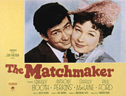Perkins Posters - The Matchmaker, Anthony Perkins Poster by Everett