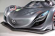 Mazda Prints - The Mazda Furai Print by John Gaffen