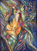The Melody Of Love Print by Elena Kotliarker