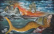 Ketut Asta - The Mermaid