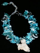 Beach Jewelry Originals - The Metaphysical Mermaid by Josette Doyle-Redwolf
