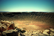 Susanne Van Hulst - The Meteor Crater in AZ