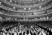 The White House Prints - The Metropolitan Opera House, Circa 1956 Print by Archive Holdings Inc.