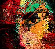 The Mind's Eye Print by Jeff Burgess