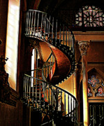 Miraculous Photos - The Miraculous Staircase by Robert Krzmarzick
