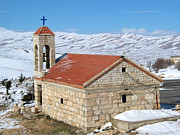 Issam Hajjar - The Monastery of...