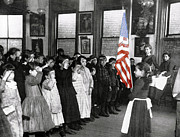 American Pride Photos - The Morning Parade 1898 by Stefan Kuhn