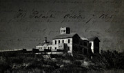 "\\\""haunted House\\\\\\\"" Metal Prints - The Most Haunted House in Spain. Casa Encantada. Welcome to the Hell Metal Print by Jenny Rainbow"