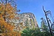 Usa - The Mount Rushmore of Yosemite by Duncan Pearson