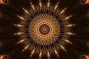 Mandala Digital Art - The Multitudes by Filip Klein