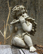 Gravestones - The Musician 02 by Peter Piatt