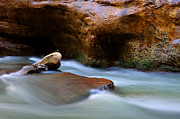 The Edge Photos - The Narrows A Thing Of Beauty by Bob Christopher