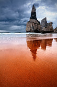 Portugal Metal Prints - The Needle Metal Print by Evgeni Dinev